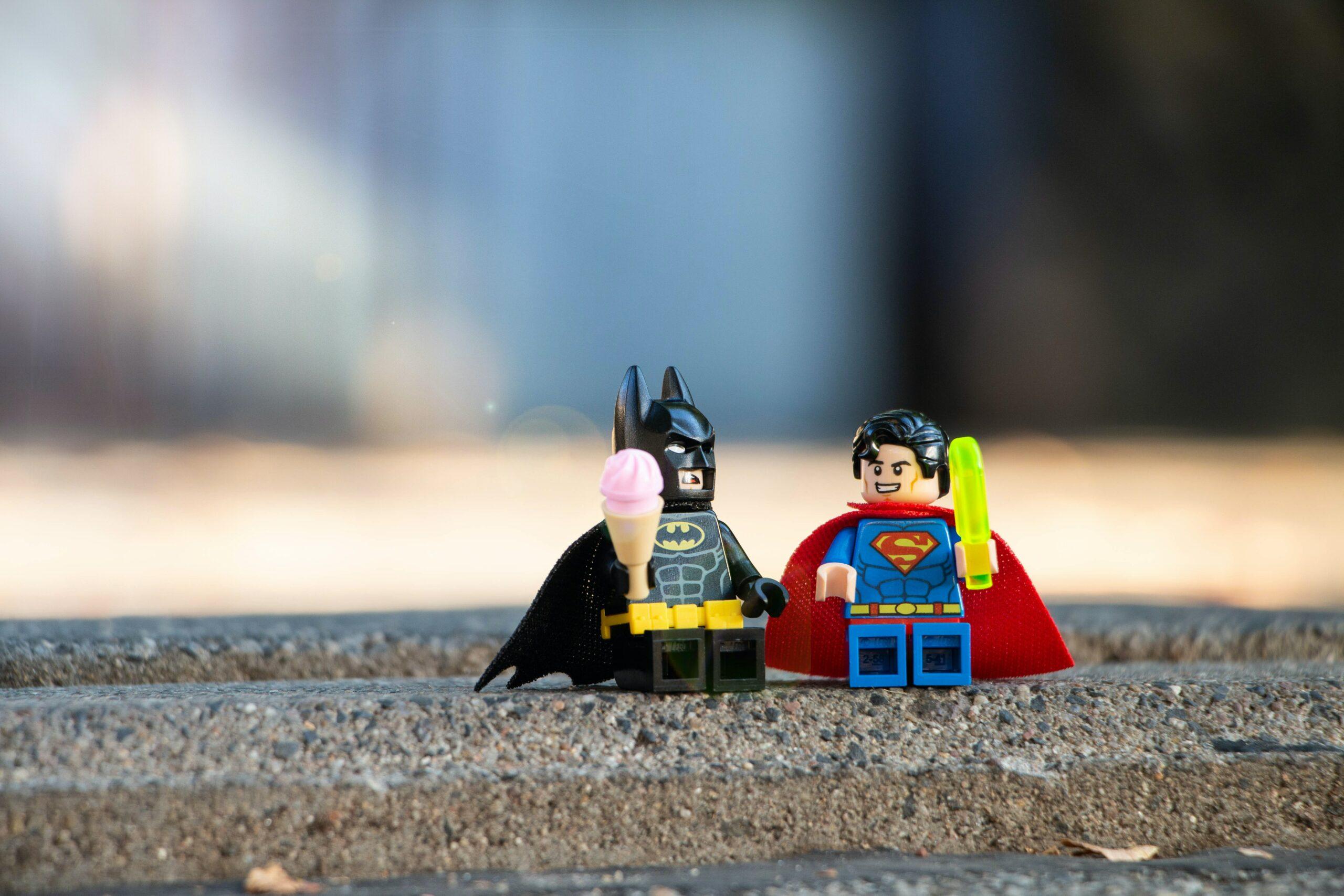 Erfolglos aber Lustig - Superhelden